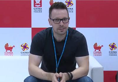 迈古贸易(上海)有限公司运营总监Julian van Gemeren
