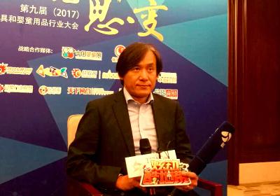 康贝(上海)有限公司董事总经理刘喜明
