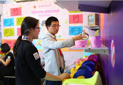中国婴童展采购婴幼儿用品