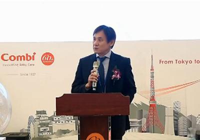 康贝(上海)有限公司董事长  刘喜明