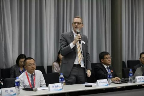 中国婴童展高层圆桌会议