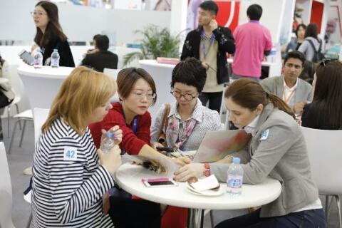 2017年CKE中国婴童展现场母婴店专场对接会