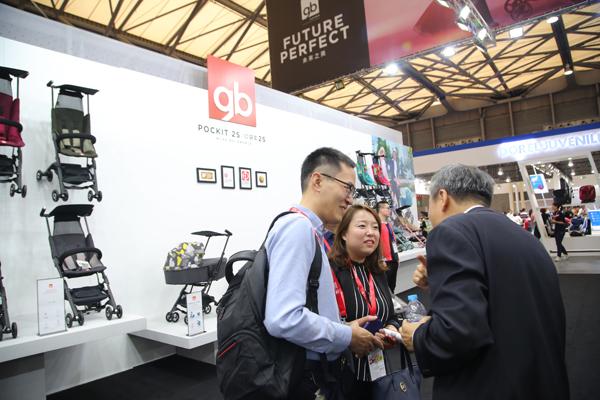 好孩子集团参加2017中国婴童展
