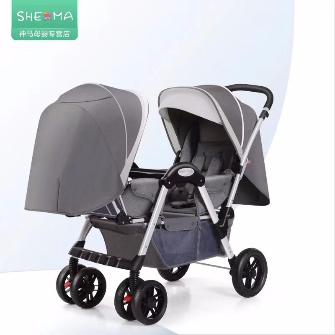 宁波神马儿童用品携最新婴儿车参加2020年CKE婴童展